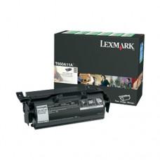 Toner Original Lexmark T650A11B preto CX 01 UN