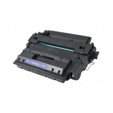 RECARGA Toner HP CE255X preto CX 01 UN