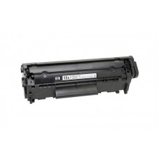 RECARGA Toner HP Q2612A preto CX 01 UN