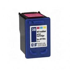 RECARGA cartucho HP 8728 Colorido CX 01 UN