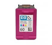 RECARGA cartucho HP 60 Colorido CX 01 UN