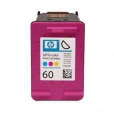 RECARGA cartucho HP 60xl Colorido CX 01 UN