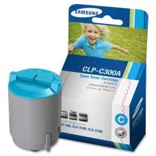 Toner Original Samsung C300A ciano - CLP-C300A - CX 01 UN