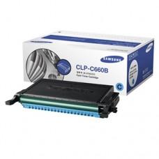 Toner Original Samsung C660B ciano - CLP-C660B - CX 01 UN