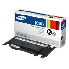 Toner Original Samsung K407 preto - CLT-K407S - CX 01 UN