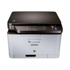 Multifuncional Laser Color Samsung Xpress SL-C460W CX 01 UN