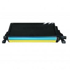 Toner Compatível Samsung Y660 amarelo CX01 UN