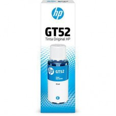 Refil Tinta HP GT52 ciano CX 01 UN